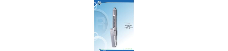 Dental Syringes