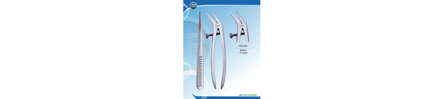 Crown Remover Forceps