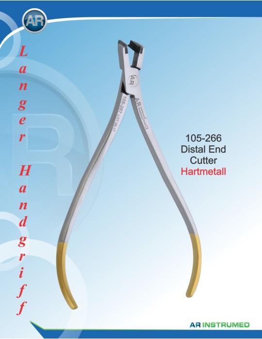 Distal End Cutter Tungstenkarbideinsätze, Hartmetall
